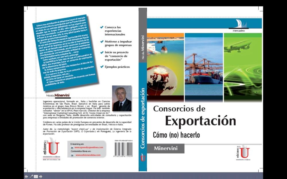 Consorcios de exportación y su aplicación en América latina y Europa, con el método SIPE  (1/2)