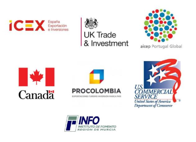 ICEX+UKTI+AICEP+CANADA+PROCOLOMBIA+USCM+INFO