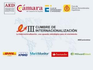 III CUMBRE DE INTERNACIONALIZACION